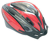 Adults Helmet with Rear Flashing Light