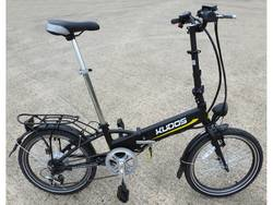 Kudos Secret Folding Electric Bike