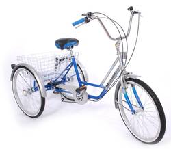 Mission E-Trilogy Electric Tricycle - 24