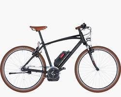 EX DEMO Riese & Muller blueLABEL Cruiser Hybrid Electric Bike - Cruiser Naked Hybrid Image