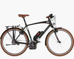 EX DEMO Riese & Muller blueLABEL Cruiser Hybrid Electric Bike - Cruiser City Hybrid Image