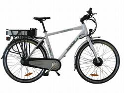 Kudos Tourer Electric Bike - Kudos Tourer electric bike  Nexus 8 hub Image