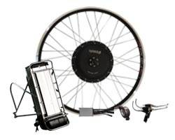 Cyclotricity eKit 1000W with 48V/12Ah Pannier Rack Battery Pre Order