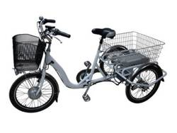 Batribike Trike R Electric Tricycle - Trike R - 10Ah Battery Image