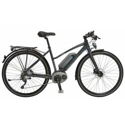 Peugeot eT01-100 Ladies Hybrid Electric Bike 2016 - 43cm Image