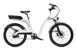 A2B Entz Electric Bike - Black 17
