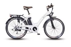 F4W™ Ride Electric Bike - Black Image