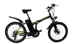 Byocycle FDXL Folding Electric Bike