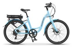 Wisper 705se 2016 Stealth Electric Bike - Blue