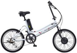 Ex Demo Coyote Energy Folding Electric Bike Image