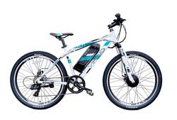 Viking Advance Electric Mountain Bike White