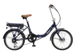 Viking Belmont Folding Electric Bike