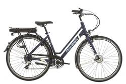 Raleigh Array Step Through Emotion Electric Bike Navy Blue