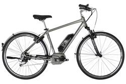 Raleigh Captus Cross Bar Bosch System Electric Bike