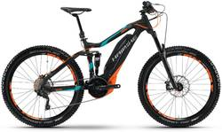 Haibike SDURO AllMtn 6.0 2017 Electric Mountain Bike