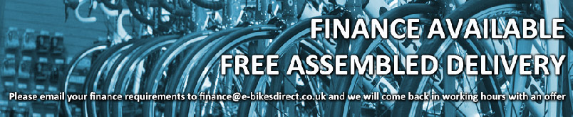 Interest Free Finance and Free Assembled Delivery