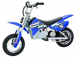 Razor MX350 Dirt Rocket Electric Ride On Dirt Bike Blue