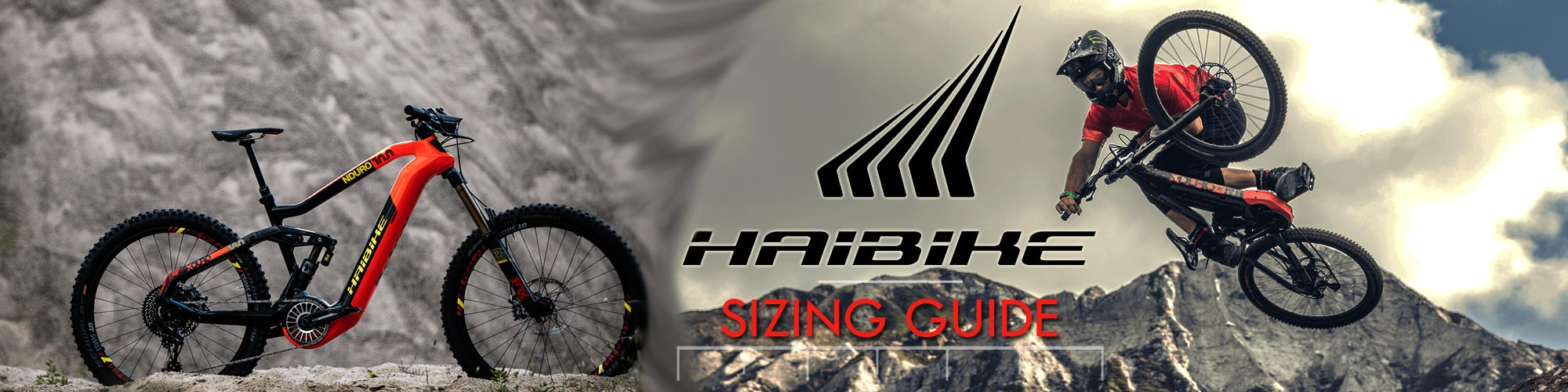 What size Haibike suits you best?