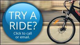 Please call or email to book an Electric Bike test ride in Bodiam, East Sussex