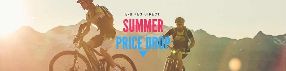 Electric Bike Sale Summer 2018