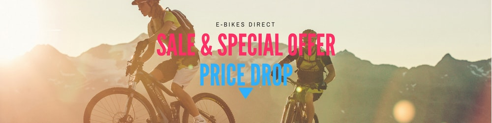 Electric Bike Sale Special Offers Summer 2018