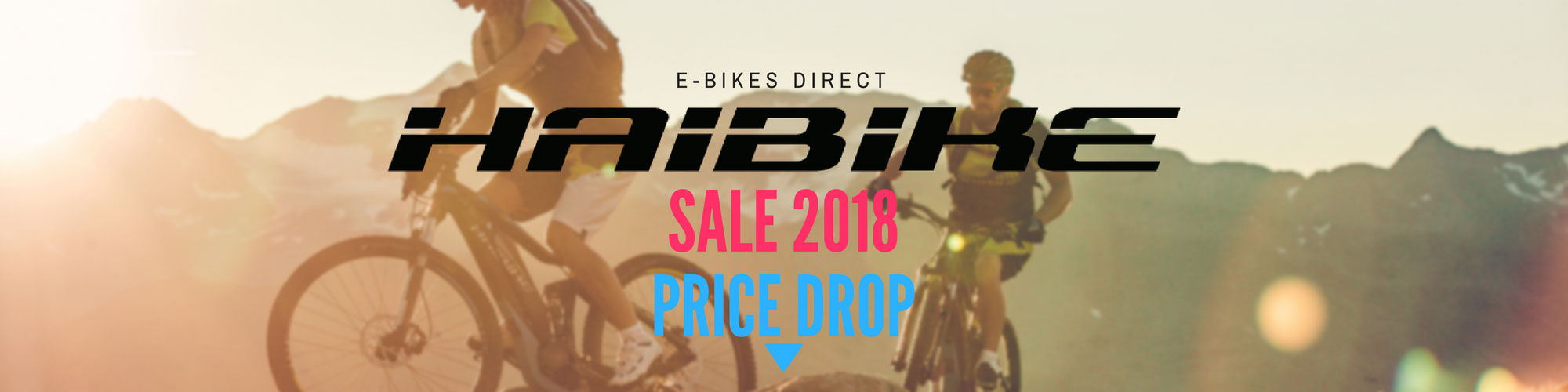 Haibike Electric Bike Sale 2018