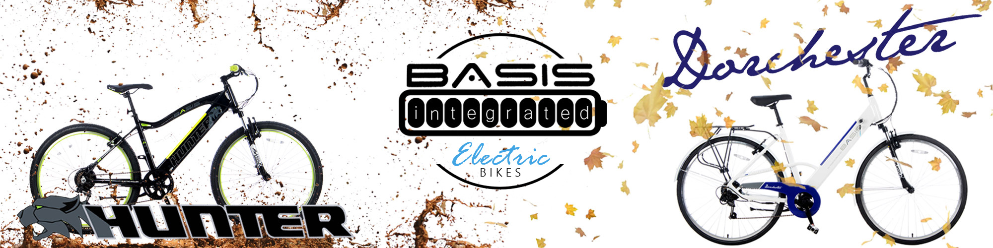 Basis Integrated Series at E-Bikes Drect