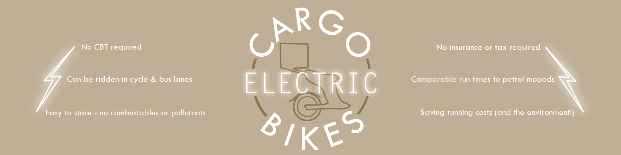 Electric Cargo Bikes at E-Bikes Direct