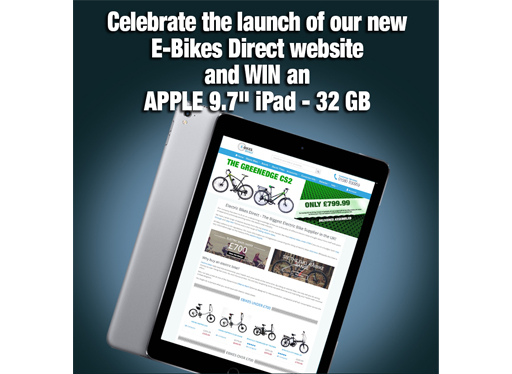 WIN a Brand New Apple iPad