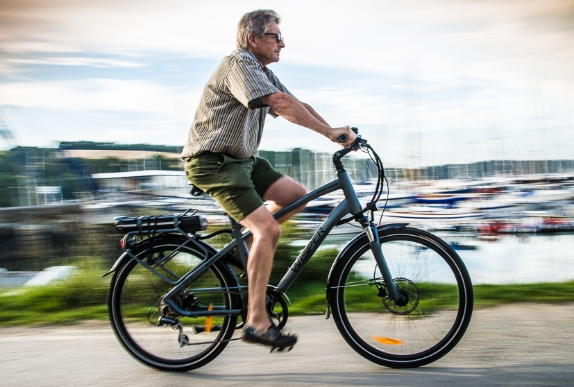 Electric Bikes and older riders