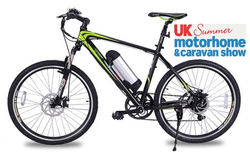 Win a GreenEdge CS2 Electric Bike