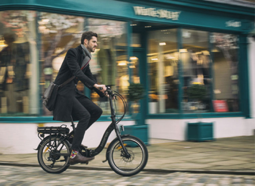 Commuting, electric bikes get you out the car