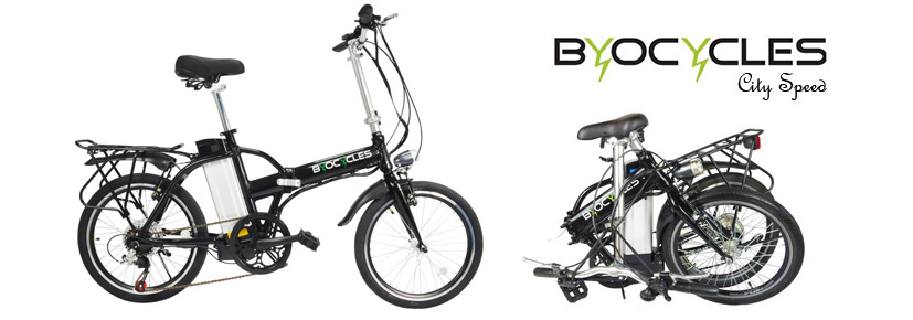 Byocycle City Speed Electric Bike