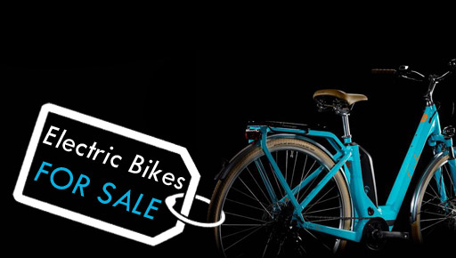 Electric Bikes for sale...