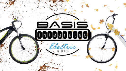 Basis Integrated E-Bikes - Changing The Game!