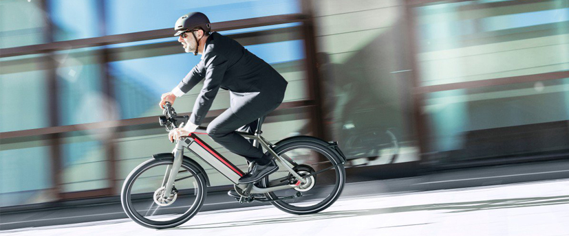 Commuting with a ebike