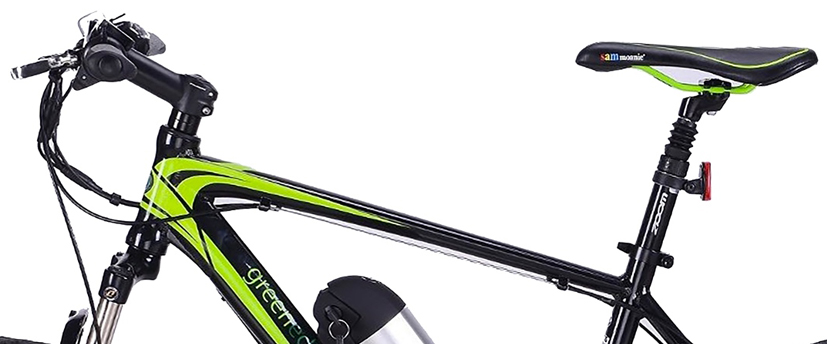 The new Greenedge CS2 Step Through is here