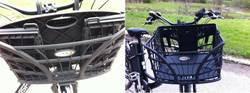 B-Pod Folding Commuting Shopping Bike Basket