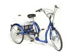 PowaTryke 24 Electric Tricycle 1 Thumbnail