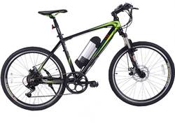 GreenEdge CS2 Electric Mountain Bike 1 Thumbnail
