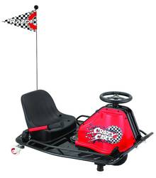 Razor Crazy Cart Electric Go Kart Thumbnail