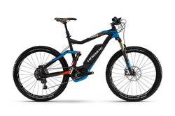 Haibike XDURO AllMtn Pro 2016 Electric Bike Thumbnail