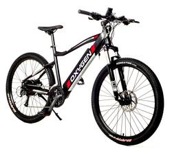 Oxygen S-CROSS MTB Electric Mountain Bike Thumbnail