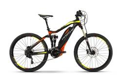 Haibike SDURO AllMtn RX 2016 Electric Bike Thumbnail