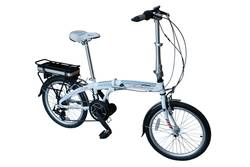 Batribike Falcon Folding Electric Bike 1 Thumbnail