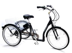 E-MISSION Electric Tricycle