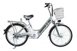 Powabyke Shopper E100 Electric Bike Thumbnail