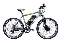 Viking Advance Electric Mountain Bike Grey  Thumbnail