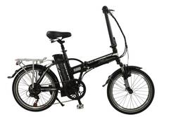 Falcon Fuse Wheel Alloy Unisex Folding Electric Bike 20