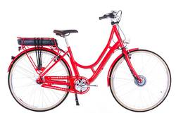Raleigh Spirit E Red